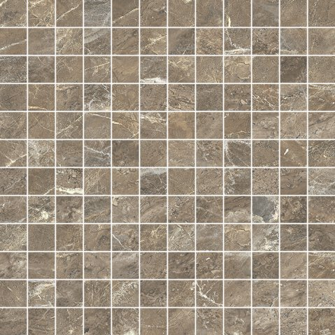 Silk Brown Mosaico 2,4x2,4